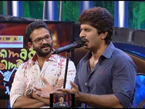 Cinemaa Chirimaa Epi 83 Jayasurya & Abi With Siddiq (full) 29th October 2014 video