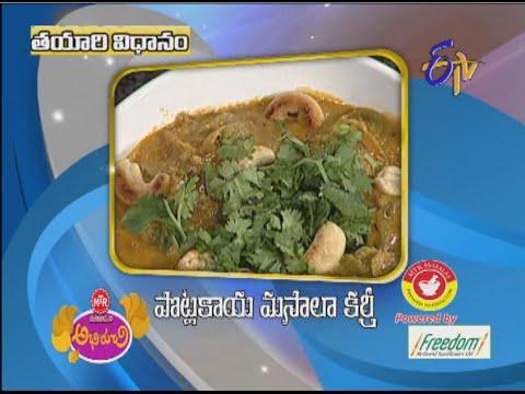 Potlakaya Masala Curry  - పొట్�...