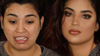 Si yo puedo maquillarme asi TU TAMBIEN PUEDES  / tutorial de maquillaje para noche