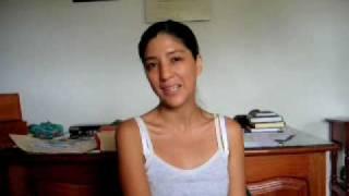 Entrevista 1 a Raquel Maldonado
