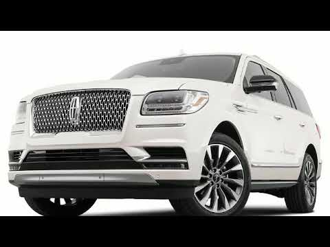 2019 Lincoln Navigator Video