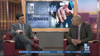 8 News Now Good Day - In Your Business