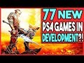 77 NEW PS4 GAMES IN DEVELOPMENT FROM ONE PUBLISHER?! thumbnail
