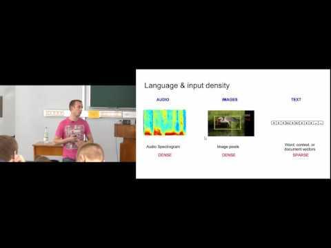 """[ИТ лекторий]: Использование TensorFlow для анализа языка и """"умных"""" ответов на запросы"""