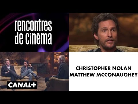 INTERSTELLAR - Matthew McConaughey et Christopher Nolan - Interview Cinéma