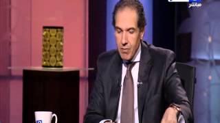 اخر النهار - لقاء دكتور / مصطفى حجازي - ثمن اللغة القديمة