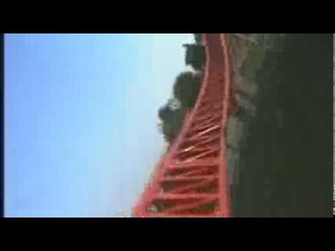 Maverick Roller Coaster Front Seat POV Onride Cedar Point Ohio