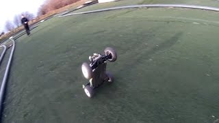 RC Buggy - Racing, Bashing, Crashing - Kaos Nitro Racing