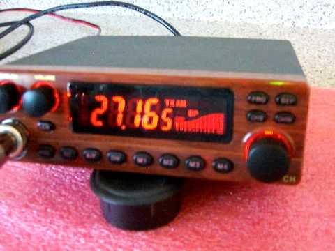 ALPHA 10 MINI, AM-500 Amateur 10 Meter, HAM Radio, HF Tranceiver