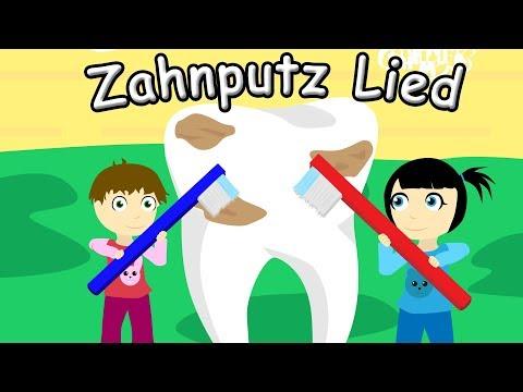 Zahnputz Lied Deutsch - Der Zahnputzsong- Kinderlieder Für Kleinkinder