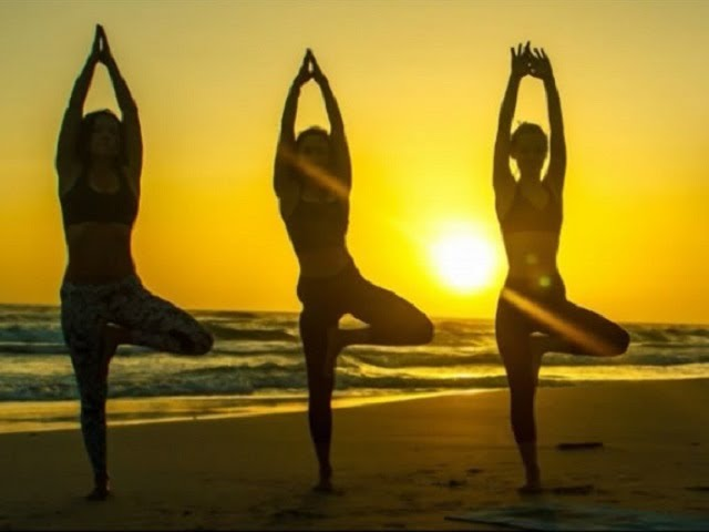Фитнес-туризм: худеем во время отдыха
