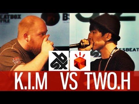 K.i.m. (fra) Vs Two.h (kor) | Grand Beatbox Battle 2014 | Semi Final video