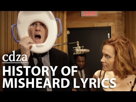 History of Misheard Lyrics | Opus No. 13