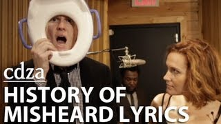 History of Misheard Lyrics