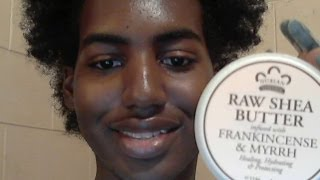 Nubian Heritage Raw Shea Butter Review