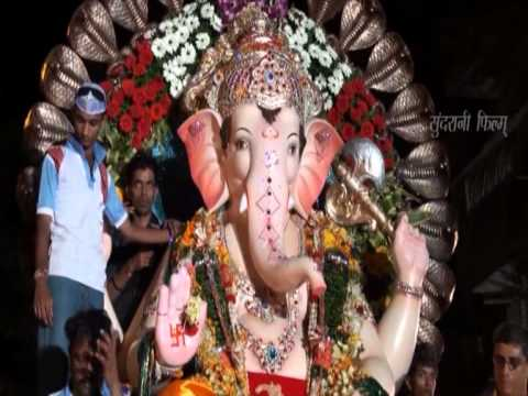 Bajao Re Baja - Jai Ho Gajanan - Popular Hindi Ganesh Bhajan...