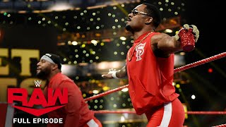 WWE Raw Full Episode, 21 October 2019