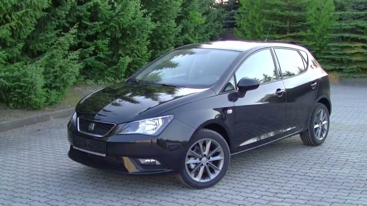 seat ibiza i tech test review deutsch hd youtube. Black Bedroom Furniture Sets. Home Design Ideas