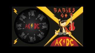 Babies go AC/DC - Full Album. AC/DC para Bebés