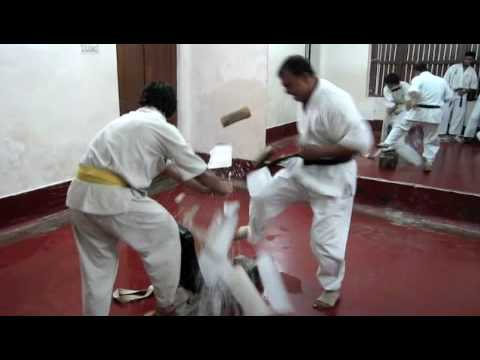 Kyokushin Bangladesh Ice Breaking Training Image 1