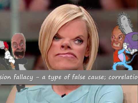 Jenny McCarthy Fallacy 1