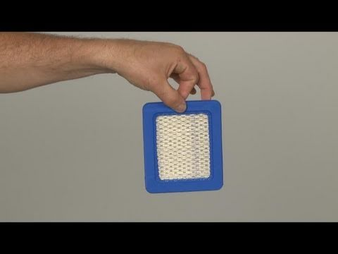 Air Filter - Briggs and Stratton Small Engine