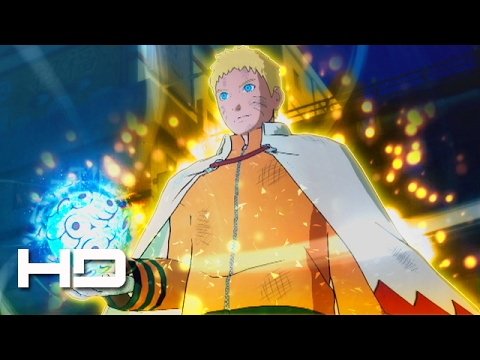 All New ROAD TO BORUTO Ultimate Jutsus | NARUTO SHIPPUDEN: Ultimate Ninja STORM 4 ROAD TO BORUTO