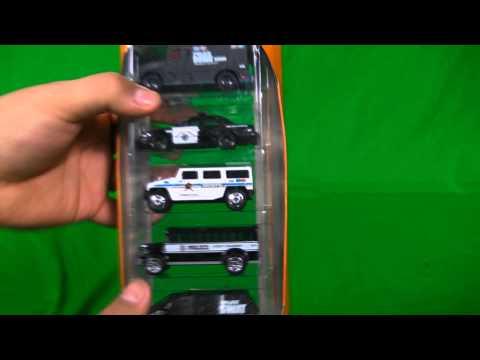 Police Car Matchbox Matchbox Metal Police