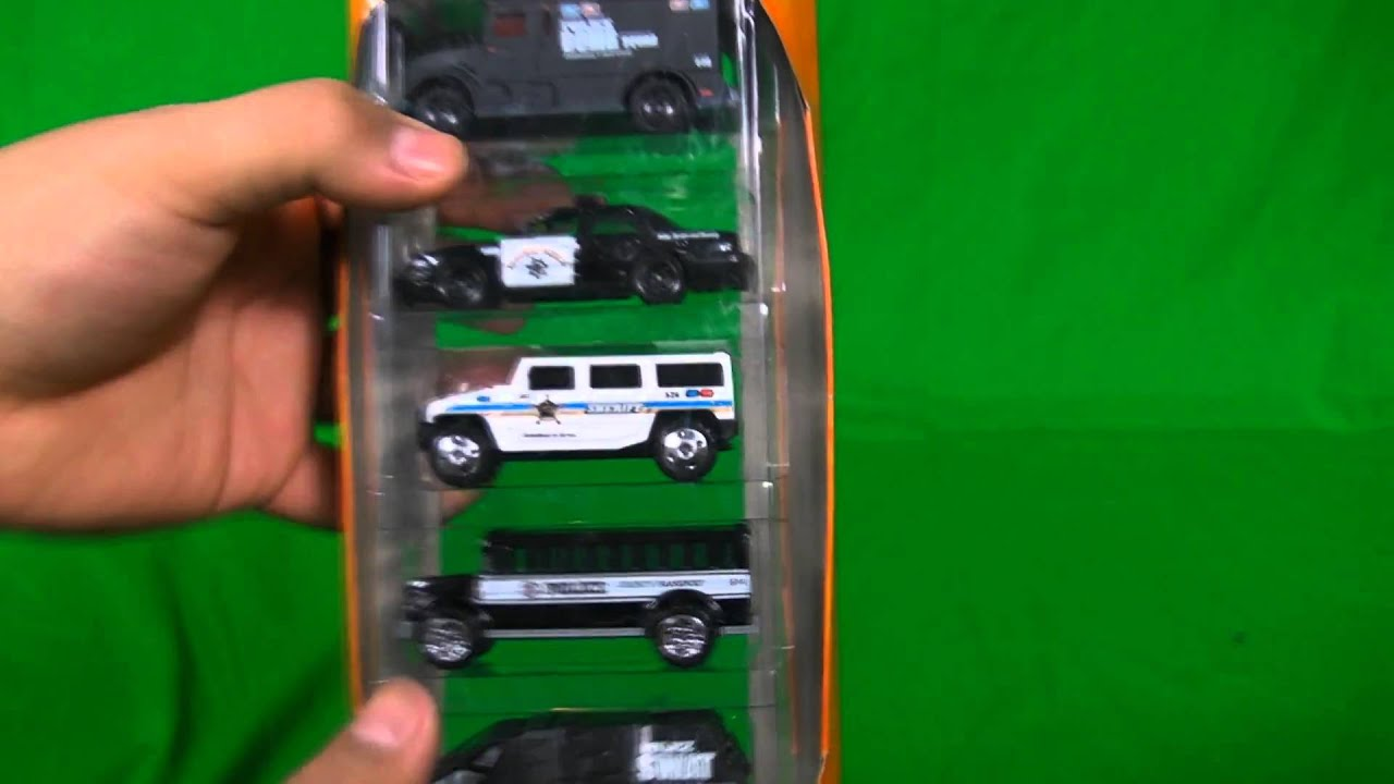 Police Car Matchbox Sold Matchbox Metal Police