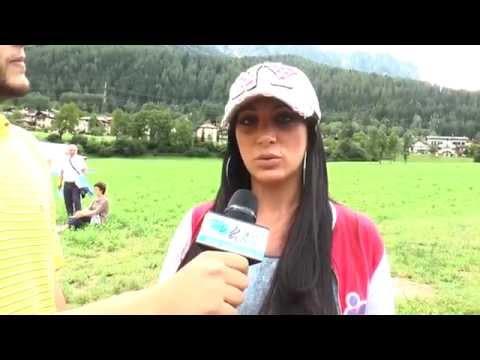 """Dimaro 2014 – Marika Fruscio: """"Per lo Scudetto sarò nuda ma… con sorpresa"""" (Ritiro SSC Napoli)"""