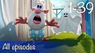 Booba - Compilation of All 39 episodes + Bonus - Cartoon for kids