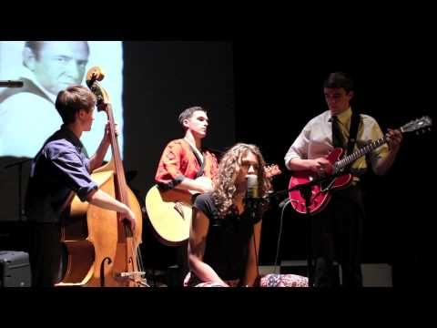 """""""I Walk the Line"""" from Sonoma Academy Spring 2013 Concert featuring Morgan Bielawski"""