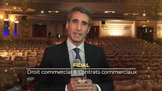 Palmarès du Droit 2021 - Fidal - Droit commercial & Contrats commerciaux