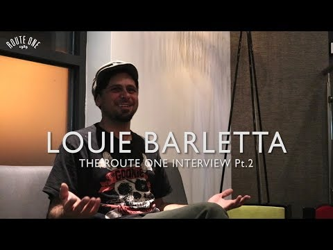 Louie Barletta: The Route One Interview Pt.2