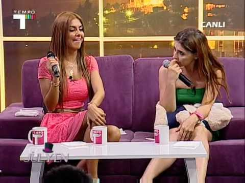 TV'DE İLK - Tuğçe Özbudak ve Sevda Karababa - [ Canlı Performans ( Jülyen TV ) ]