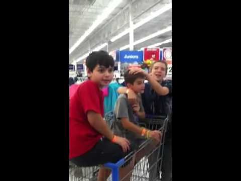 Walmart Kids Bruno Mars