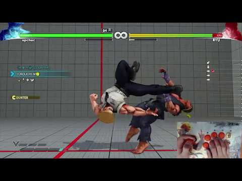 The 2nd volume of Street Fighter V trials for Guile. Performed by Chupri with fightstick cam and inputs shown. This is available after the Ed patch (5/30/17). Comments and feedback are welcomed!...