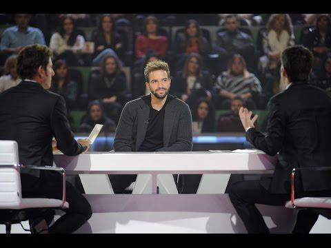 Pablo Alborán: Bendito trabajo y bendita locura