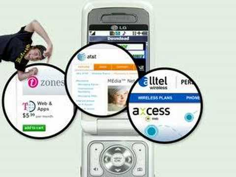 How to download a ringtone to your LG phone using Myxer