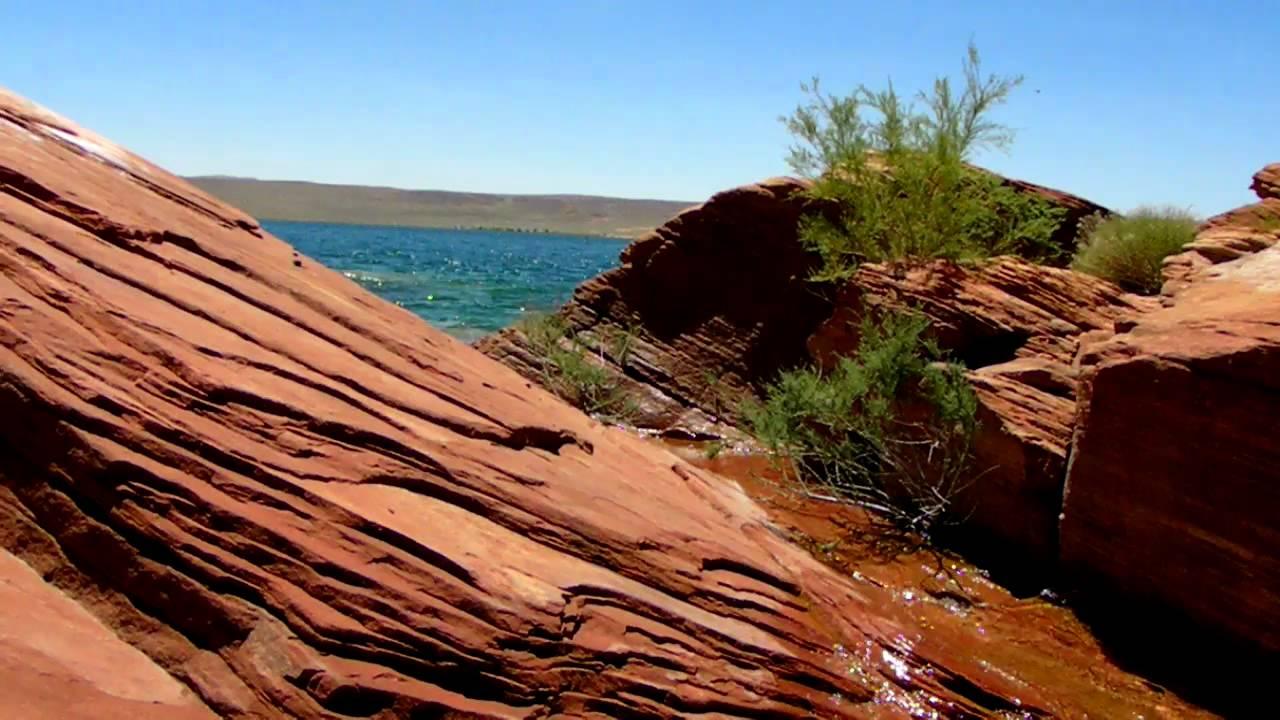 steve  experienced paradise  sand hollow reservoir  st george utah     youtube