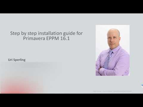 Step By Step P6 EPPM 16.1 Installation Guide, Part 1: Prep, VirtualBox And OS
