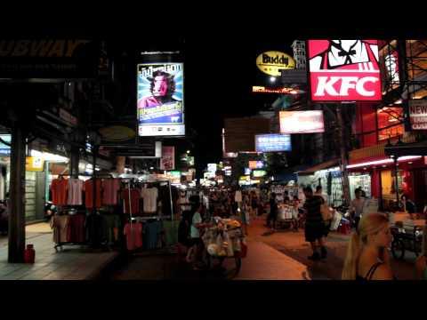 Streets of Bangkok // Oct 10, 2011