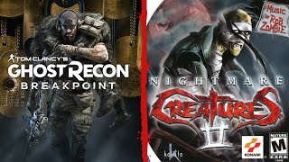 Ghost Recon BreakPoint + Nightmare Creatures 2 - En Español