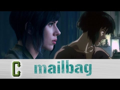 Collider Mail Bag - Should Scarlett Johansson Be In Ghost In The Shell?