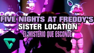 El Gran Misterio De Five Nights at Freddy