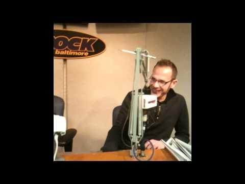 Adam Dutkiewicz LIVE on 98Rock Baltimore Part 2
