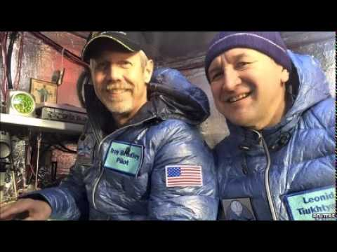Two Eagles gas balloon completes record Pacific crossing