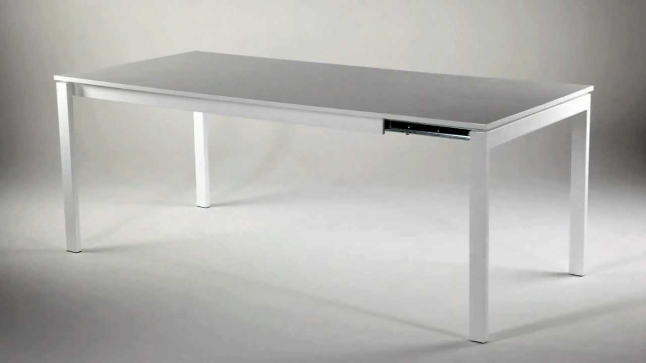Table design extensible Lyne // Catalogue BUT 2012-2013 - YouTube