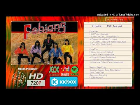 Febians - 1001 Malam (Full Album 1989)