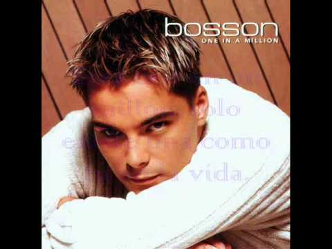 Bosson - One In A Million (subtitulada En Español) video